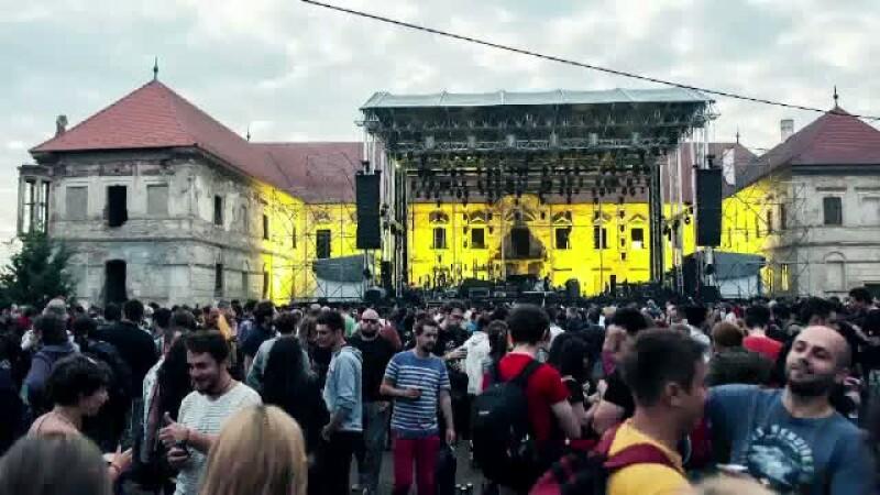 Final de Electric Castle: 97.000 de turisti au venit la festival, un nou record. Organizatorii au planuri mari pentru 2016