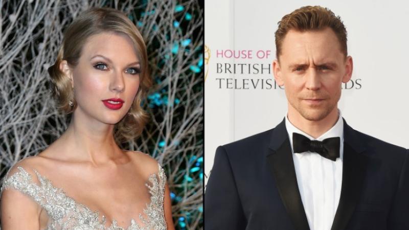 Taylor Swift e intr-o noua relatie. A fost fotografiata sarutandu-se cu actorul Tom Hiddleston