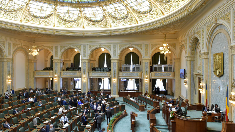 Senat - Agerpres