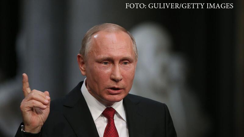 Vladimir Putin ameninta Statele Unite din cauza scuturilor anti-racheta.