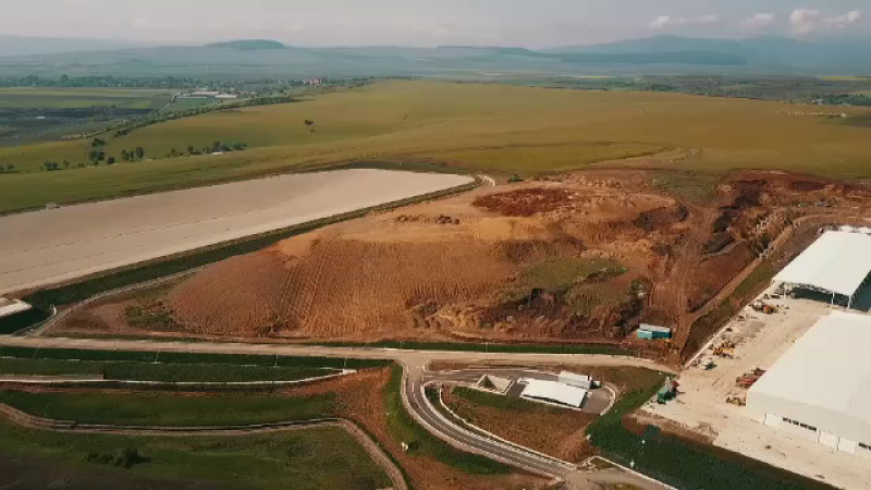 Situatia absurda din Vaslui, unde groapa ecologica de gunoi de 40 mil. EUR zace nefolosita. In ce s-au incurcat autoritatile