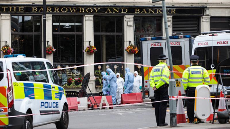 Un american a fost impuscat accidental in cap de politistii britanici, in timpul atentatului din Londra. In ce stare este