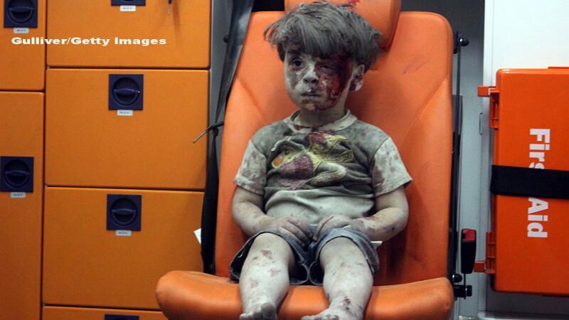 Cum arata acum Omran, copilul devenit un simbol al suferintelor din Siria