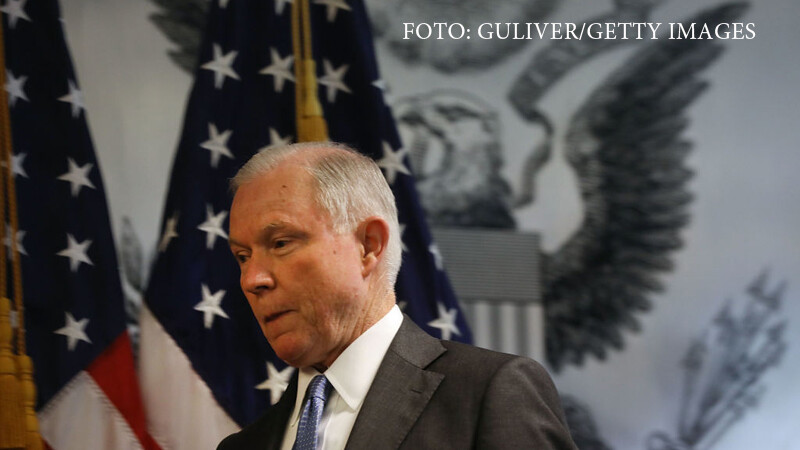 Jeff Sessions, procuror general al SUA