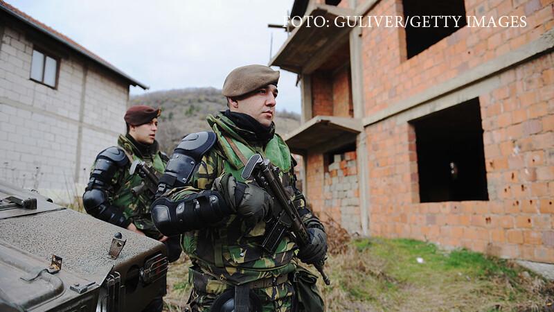 9 cetateni din Kosovo, acuzati ca au planuit un atac la un meci din preliminariile CM.