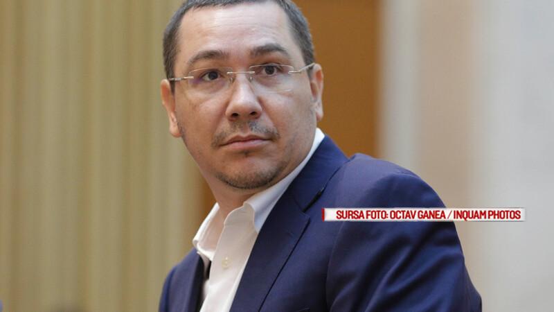 Victor Ponta: Tudose să preia şi conducerea PSD şi să guverneze bine