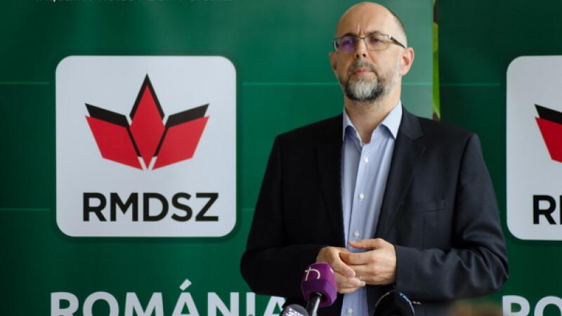 UDMR decide daca va sustine tabara Grindeanu sau tabara Dragnea. Premierul si Victor Ponta au discutat cu Kelemen Hunor
