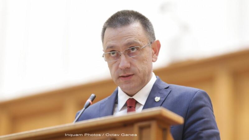 Fifor: Motiunea de cenzura va trece de Parlament; sunt intrunite toate conditiile ca Iohannis sa numeasca premier de la PSD