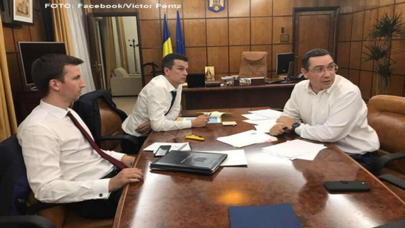 Surse: Sedinta de guvern, stabilita pentru marti la ora 12.00. Sevil Shhaideh s-a prezentat la discutii cu Sorin Grindeanu