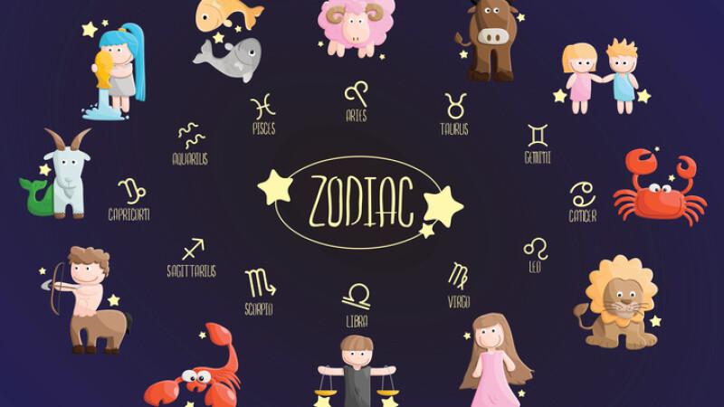 Horoscop 13 septembrie 2017. Vărsătorii pot primi o mărire de salariu sau prime