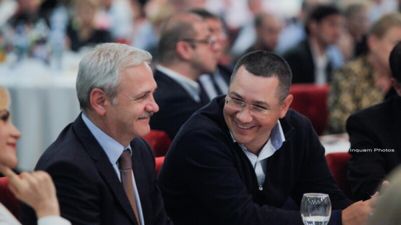 Liviu Dragnea, Victor Ponta