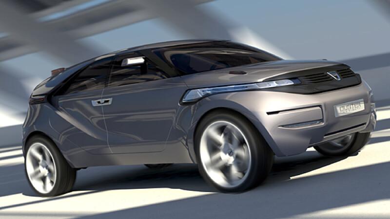 Dacia Duster, prezentata in premiera in Romania! Vezi VIDEO si FOTO