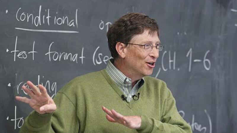 Portret: Bill Gates, un somer de miliarde