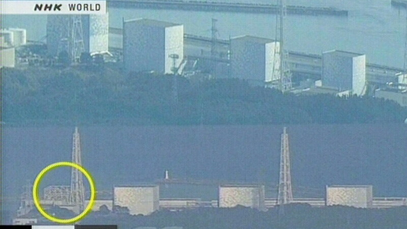 VEZI AICI momentul exploziei de la centrala nucleara Fukushima
