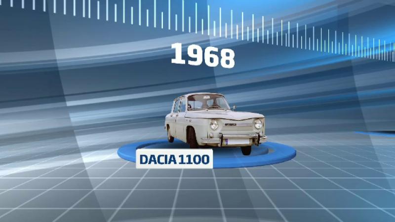 Peste un milion de masini Dacia, achizitionate inainte de 1990, sunt inca in circulatie