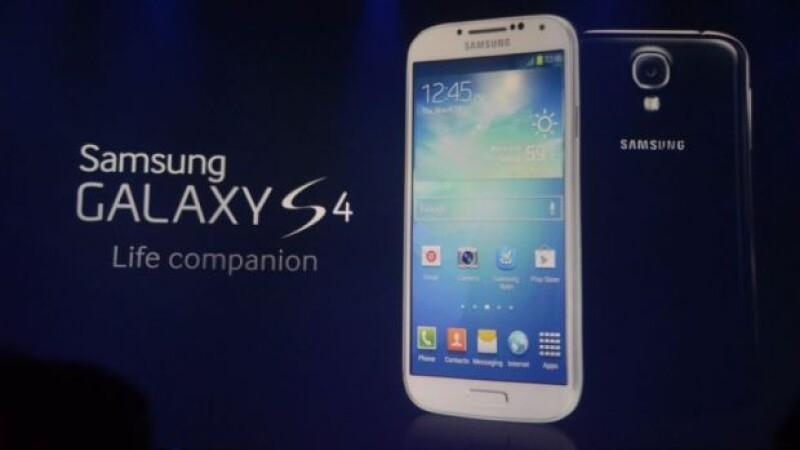 Samsung Galaxy S4 a fost lansat oficial. Vezi primele imagini de la New York si specificatii tehnice