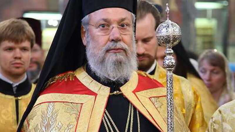 Biserica Ortodoxa din Cipru isi pune averea la dispozitia statului, pentru iesirea din criza