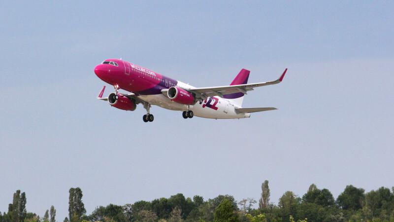 Un avion Wizz Air care zbura din Budapesta catre Targu Mures s-a intors din drum. Ce s-a descoperit in cabina pilotilor
