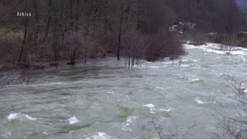Inceput de primavara cu COD GALBEN de inundatii in 13 judete. Zonele vizate de atentionarea hidrologilor