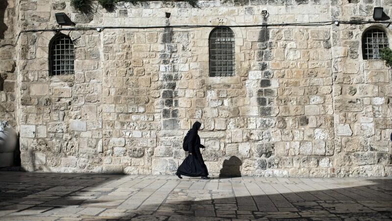 Descoperire spectaculoasa in Ierusalim. Ce s-a gasit in zona araba a orasului, in urma unei excavatii