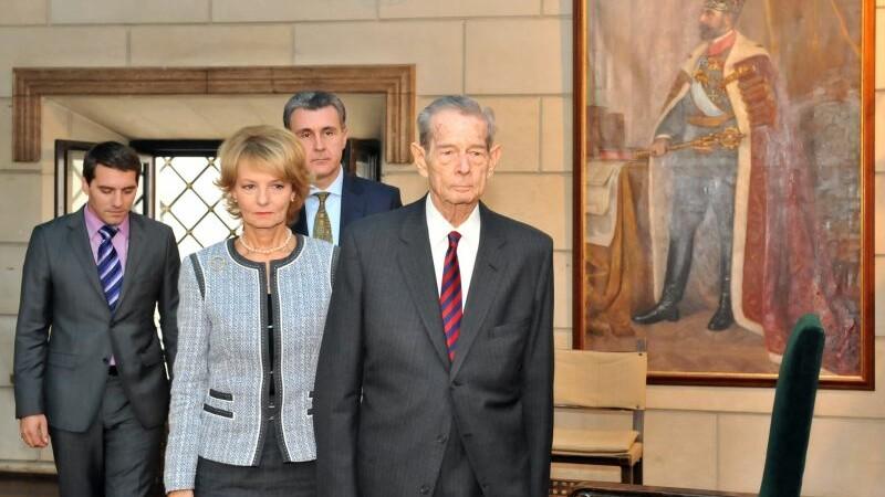 Noi informatii despre starea de sanatate a Regelui Mihai. Principesa Maria a sosit in Elvetia pentru a fi alaturi de parinti