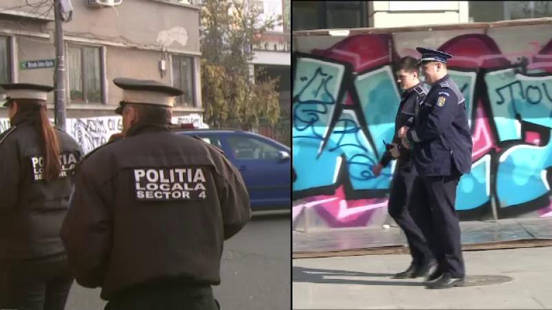 Politia Romana vs. Politia Locala. Care sunt diferentele dintre cele doua institutii si de la ce a pornit scandalul