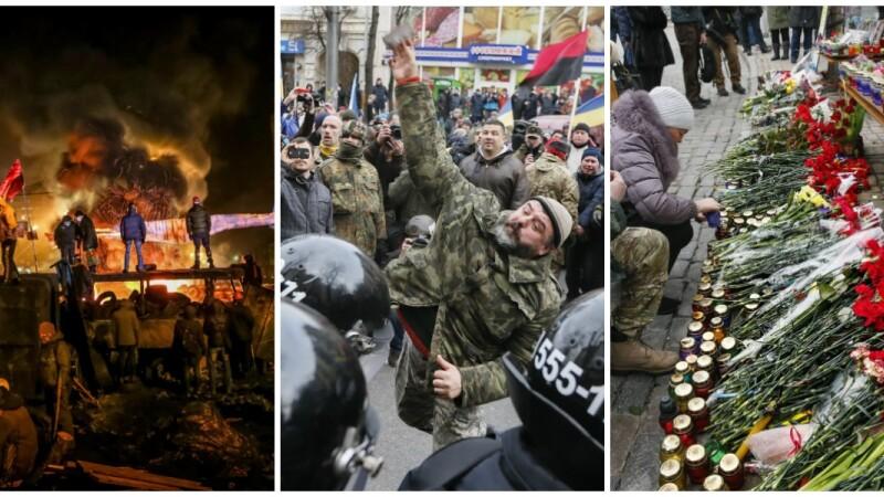 Europa a uitat Maidanul. Declaratia surprinzatoare a lui Jean-Claude Juncker: