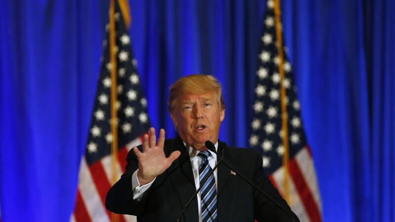ALEGERI IN SUA. Donald Trump a castigat in Kentucky si Louisiana. Louis C.K. l-a comparat pe miliardar cu Hitler