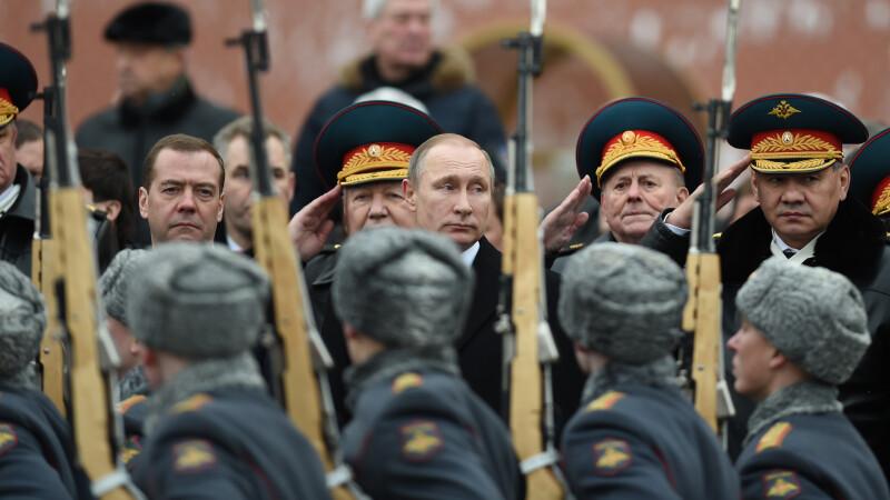 Bild: Rusia pregateste cele mai mari teste cu rachete NUCLEARE din ultimii 25 de ani