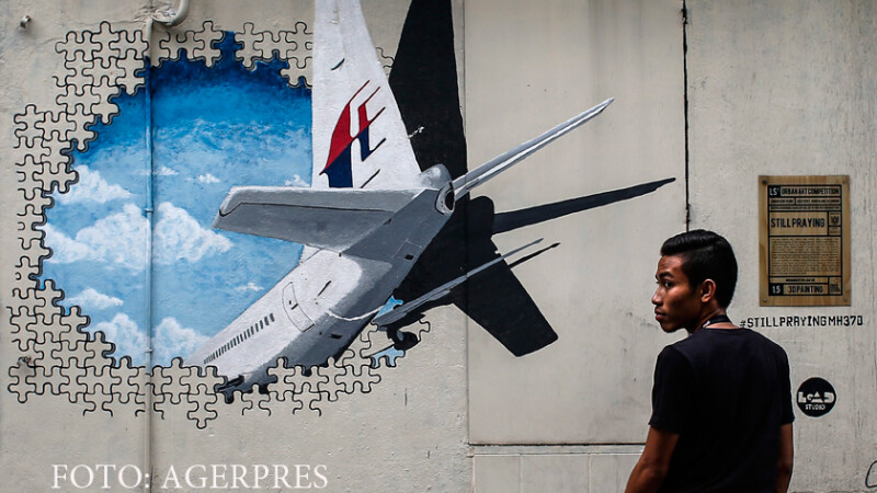 Cand ar putea fi gasit avionul Malaysia Airlines, disparut misterios acum 2 ani.