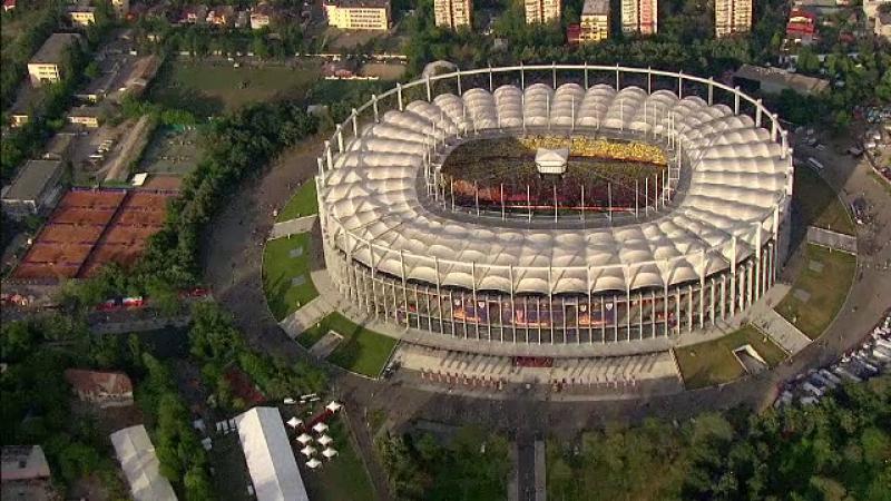 Telenovela acoperisului de pe Arena Nationala a ajuns la