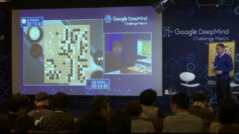 Moment istoric. Un super-program, dezvoltat de Google, l-a invins pe campionul mondial de GO.