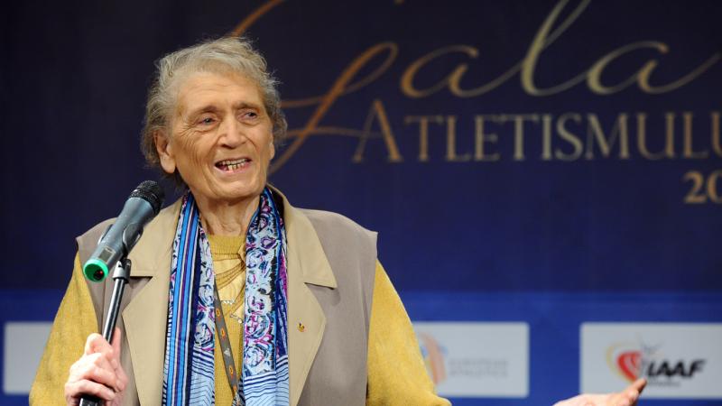 Iolanda Balas a murit la 79 de ani. Momentul care a facut-o sa iubeasca atletismul, sport pe care l-a dominat categoric