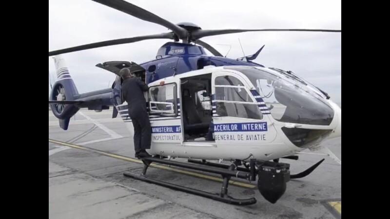 Romania va trimite un elicopter al MAI in Grecia, pentru a ajuta la combaterea migratiei ilegale si a criminalitatii
