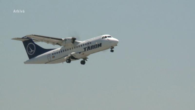 Explicatia TAROM, dupa ce motorul unui avion s-ar fi oprit in zbor. Ministerul Transporturilor cere o ancheta fulger