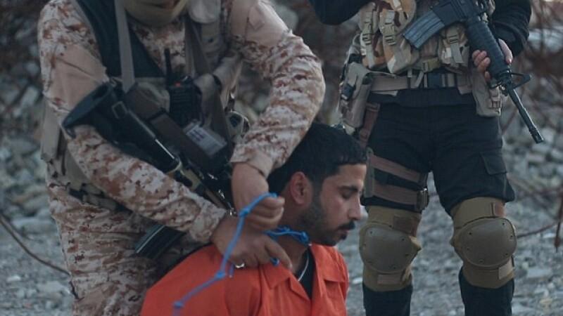 A fost decapitat cu un dispozitiv explozibil. ISIS a executat sase barbati acuzati ca faceau spionaj pentru Guvernul Irakinan