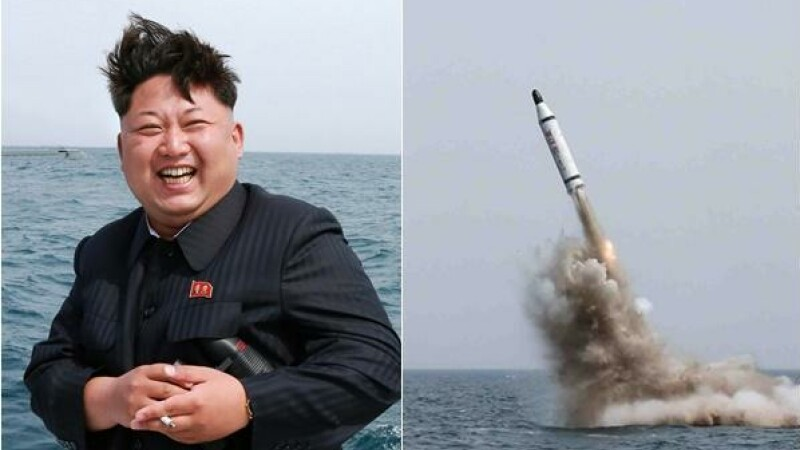 Coreea de Nord a lansat 2 rachete balistice in Marea Japoniei. Reactia premierului nipon: