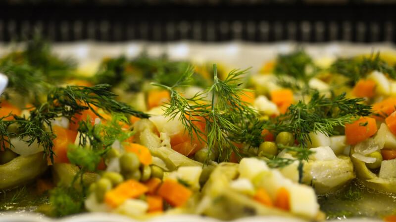 In razboiul dintre carnivori si vegetarieni, toata lumea pierde. Bucataria mediteraneana, solutia de armistitiu