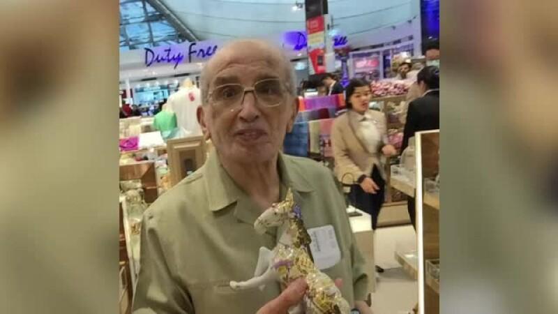 Milionarul din Kuweit, disparut acum 8 luni in statiunea Cheia, unde avea o casa de vacanta, dat in urmarire europeana