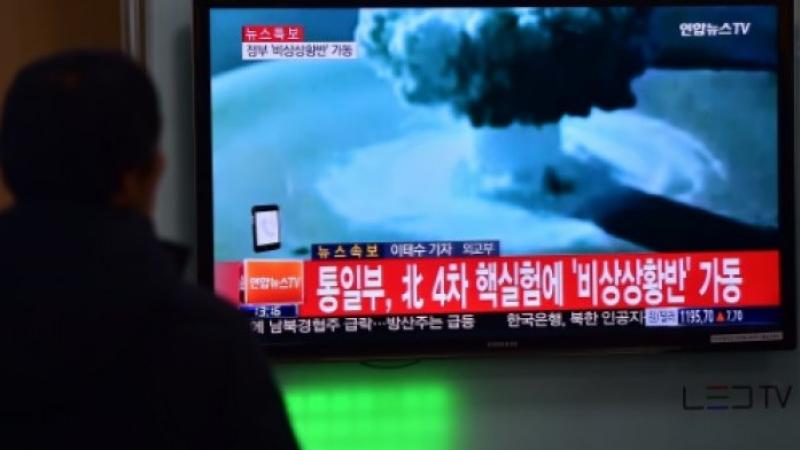 Coreea de Nord a lansat luni mai multe rachete in Marea Japoniei. De ce se simte Phenianul amenintat