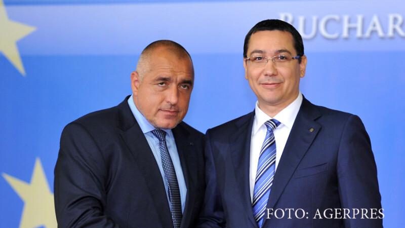 Premierul bulgar se lauda ca a depasit Romania.