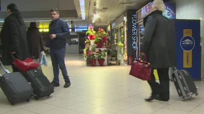 Primii romani martori ai dezastrului din Bruxelles s-au intors la Bucuresti.
