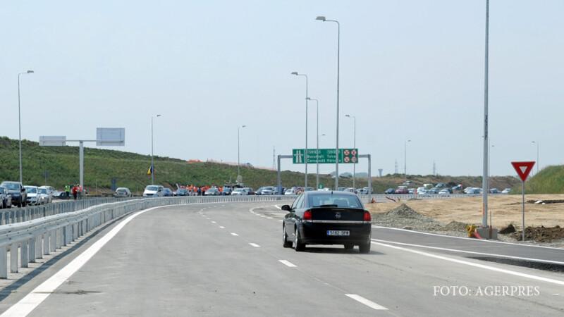 Autostrada Soarelui ar putea fi INCHISA in aceasta vara. Numai licitatia pentru lucrari poate dura trei luni