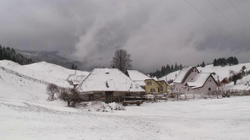 ANM anunta ninsori la munte si vreme rea in toata tara, in acest weekend. Prognoza meteo pentru urmatoarele zile