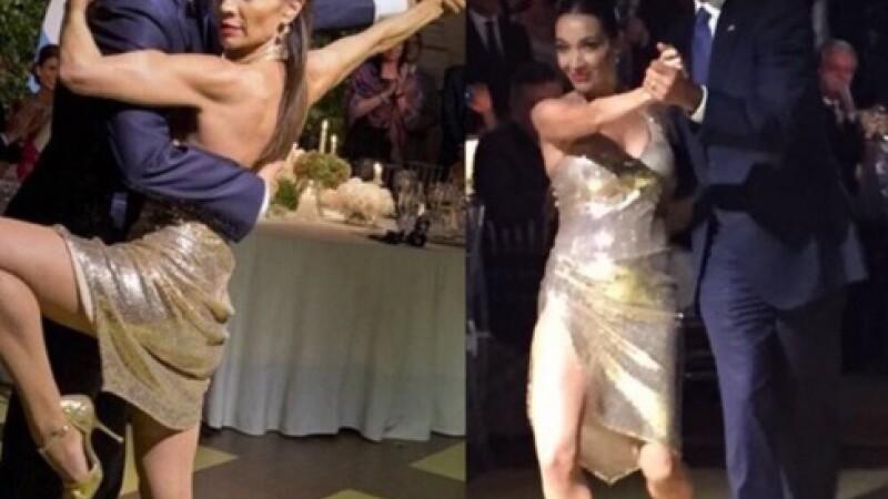 Cuplul Obama, invitat la tango in timpul dineului oferit de presedintele Argentinei. Cum s-a descurcat presedintele. VIDEO