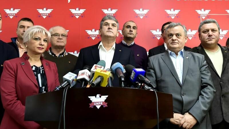 Dupa ce i-a pierdut pe liderii Gabriel Oprea si Neculai Ontanu, UNPR primeste inca o lovitura din partea PSD