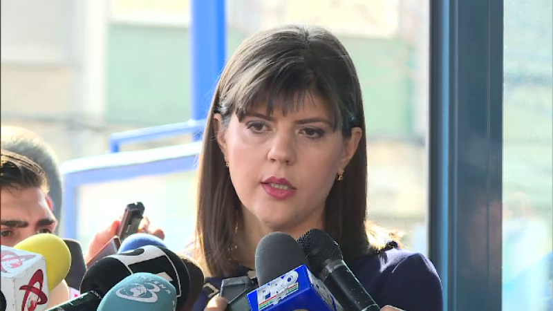 Laura Codruta Kovesi, aviz favorabil pentru reinvestirea ca procuror-sef al DNA. Prioritatile noului mandat