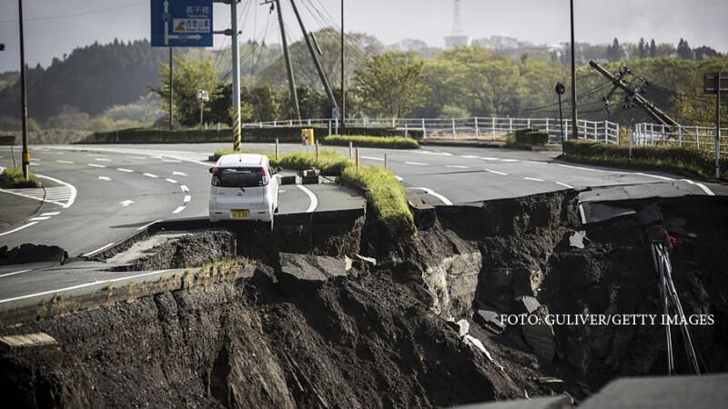Antrenamentele prin care japonezii sunt permanent pregatiti pentru un cutremur.
