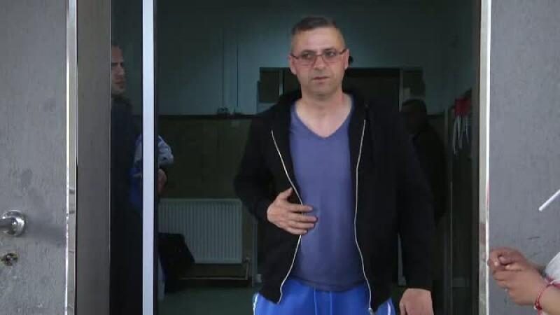 Scandal violent intr-un targ de animale, la Targoviste. Un barbat a fost batut pentru ca nu ar fi platit o taxa de protectie
