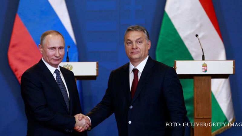 Ungaria a primit unda verde de la UE pentru centrale nucleare facute de rusi.